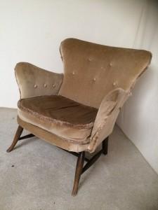Rare Ercol 733 Armchair