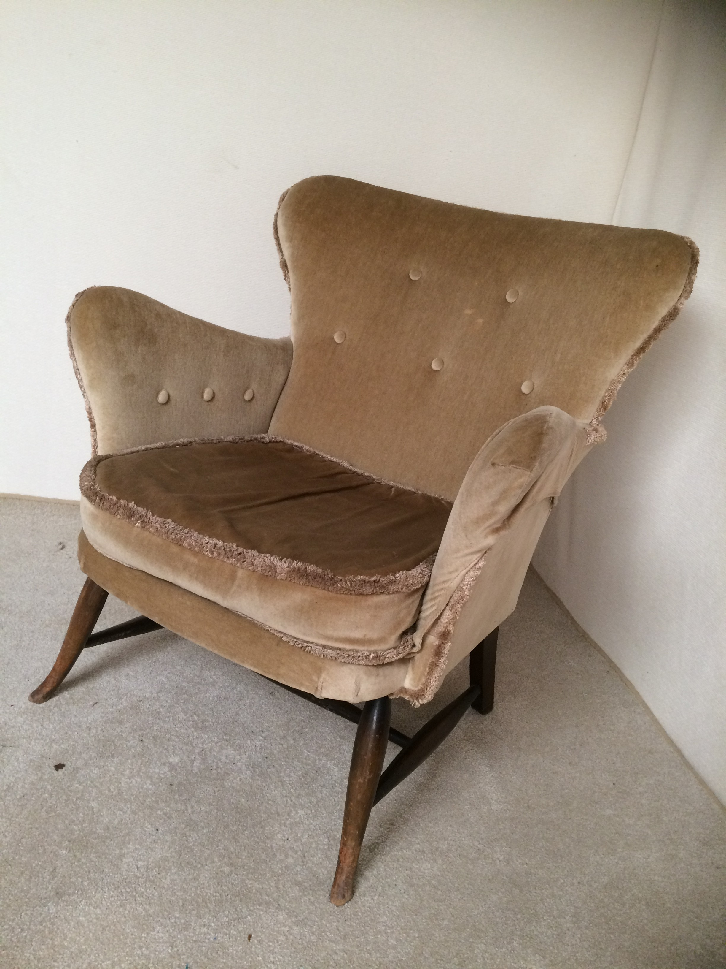 Chairs For Restoration Number 10 Upholstery In Dorset