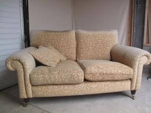Modern Victorian Style Sofa