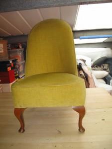 1960s Bedroom Chair