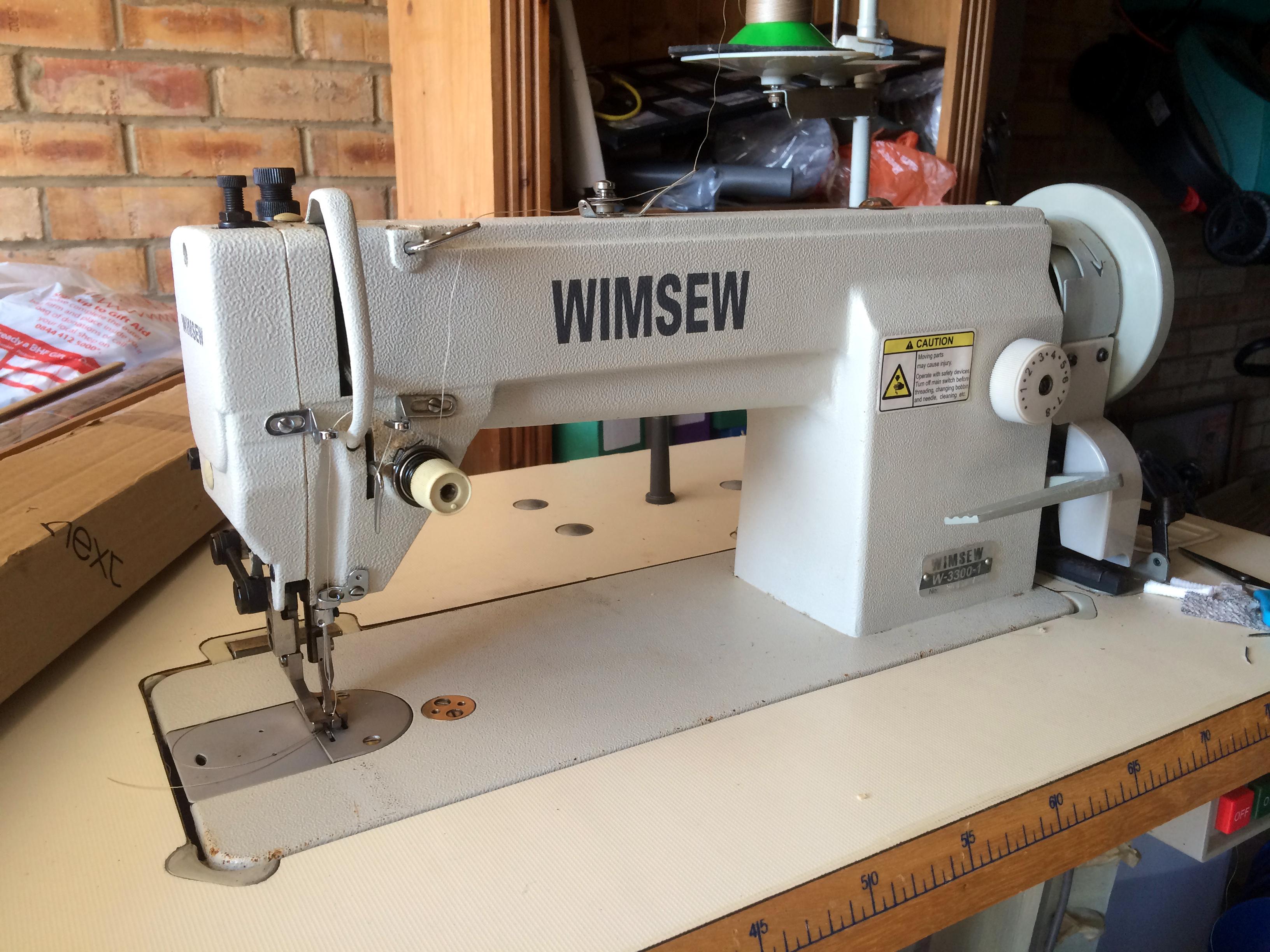 Wimsew Industrial Walking Foot