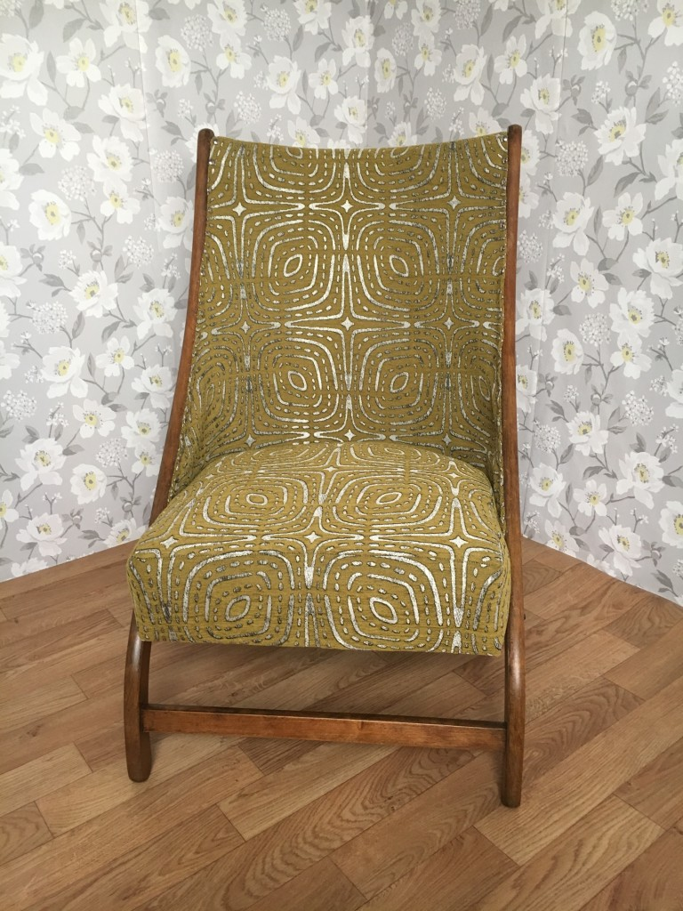 Campaign Chair Front