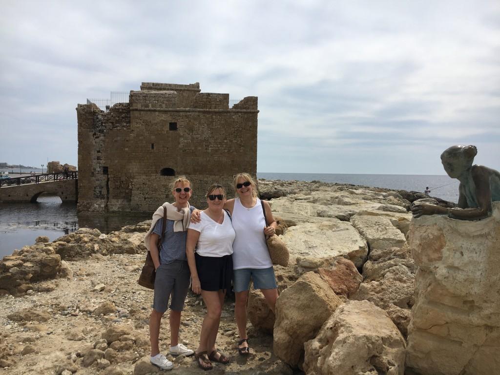 Paphos Historical Harbour and Castle
