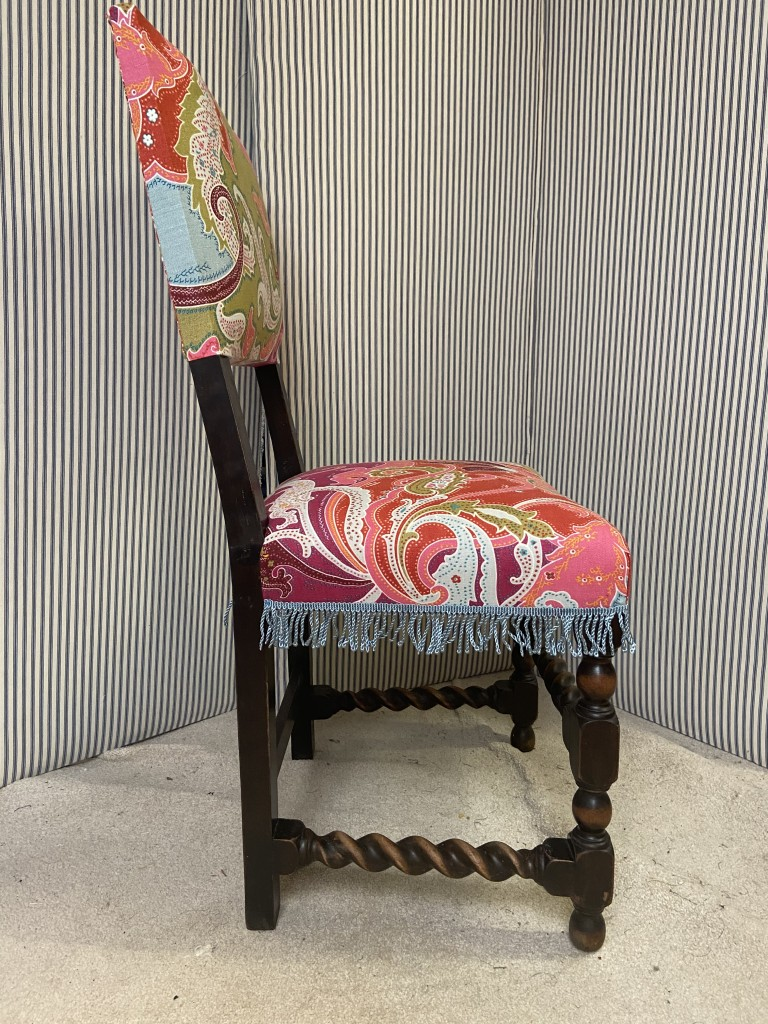 Liberty Chair Side