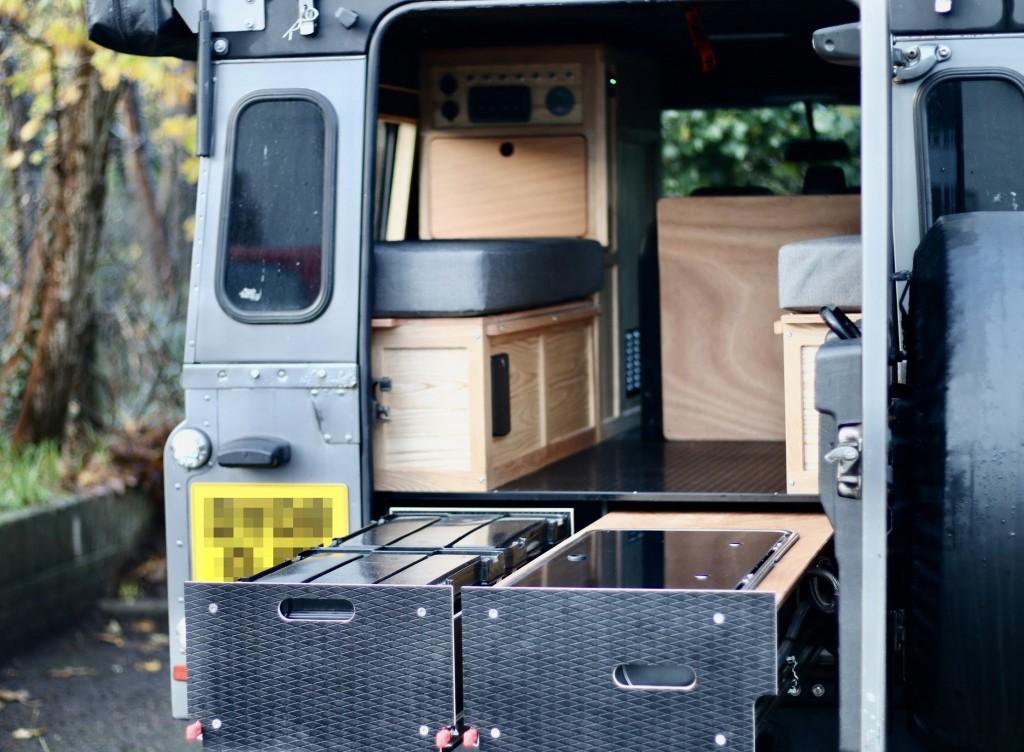 Land Rover Defender Conversion